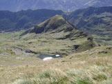 Via Normale Monte Crapel - Monte Crapel versante nord e Stagni della Corna