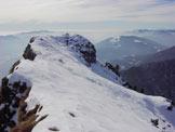 Via Normale Monte San Mauro - Crestina di vetta