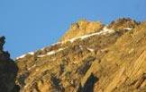 Via Normale L´Altissima (Hohe Wilde - Hoch Wilde) - La cima vista dalla Val di Fosse