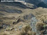 Via Normale Pizzo di Gino – sperone S - Nella parte mediana dell'itinerario