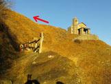 Via Normale Monte Bregagno – da S. Bernardo (dorsale NE) - La chiesetta di San Bernardo (q. 1105 m)