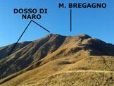 Via Normale Monte Bregagno – da S. Bernardo (dorsale NE) - In salita sull'ampia dorsale NE