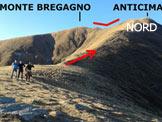 Via Normale Monte Bregagno – da S. Bernardo (dorsale NE) - In salita