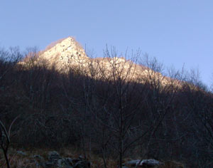Via Normale Monte Penna