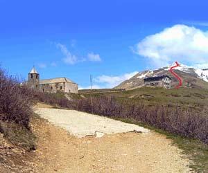 Via Normale Monte Garzirola