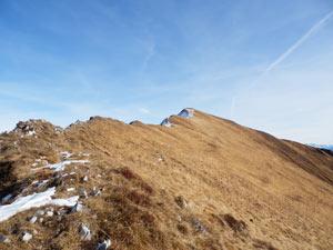 Via Normale Monte Valsacco