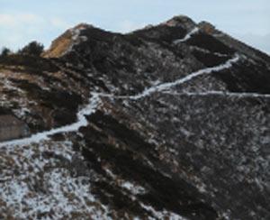 Via Normale Monte Gambarogno