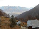 Via Normale Monte Gambarogno - Nei pressi dell´Alpe Sambarsciolo