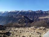 Via Normale Monte Cerbiolo - Il panorama verso il Baldo
