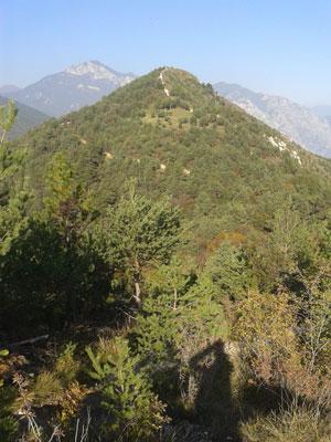 Via Normale Monte Bestone