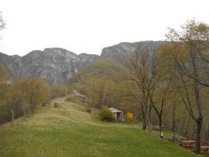Via Normale Col del Gallo - Cresta di San Giorgio