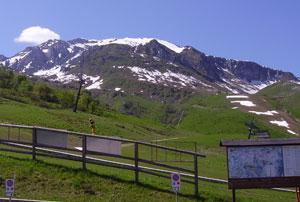 Via Normale Monte  Mondolè