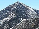 Via Normale La Piota - La lunga cresta che dalla Piota porta al Monte Zeda