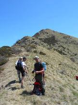 Via Normale Croce del Cavallo - Passo Salaroli