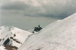 Via Normale Monte Guglielmo dal Colle di S. Zeno