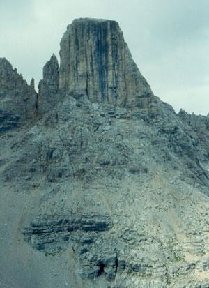 Via Normale Torre di Valgrande