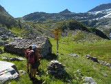 Via Normale Cima de la Bedoleta - Alp de Trescolmen