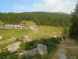 Via Normale Monte Paglietta - Alpe Barasson