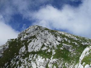 Via Normale Monte Rombon