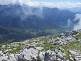 Via Normale Monte Rombon - Panorama dalla cima