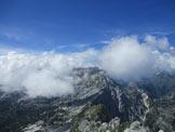 Via Normale Monte Rombon - Altro panorama dalla cima
