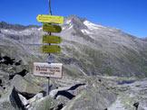 Via Normale Punta Val di Frane/Schuttalkopf - Passo dei Tauri verso l´Austria