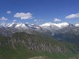 Via Normale Monte Gruppo/Grubbachspitze - Hochfeiler, Weißzint, Möseler und Turnerkamp