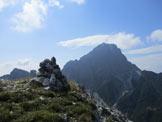 Via Normale Monte Flop - Panorama dalla cima del Flop Ovest