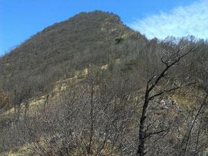 Via Normale Monte Paghera