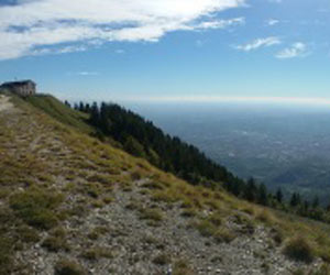 Via Normale Monte Pizzoc