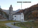 Via Normale Dosso Sabbione - Immagine ripresa alla partenza