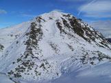 Via Normale Cima Verda - Cresta Nord - Discesa alla sella con la Cima Cadi