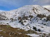Via Normale Cima Cadi - Il versante ovest della Cima Cadi