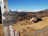Via Normale Monte Pagano - In salita lungo la piacevole strada sterrata