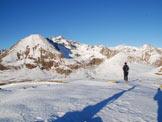 Via Normale Monte Pagano - Vista verso Nord dalla cima del Monte Pagano