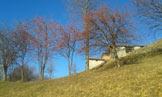 Via Normale Cima d´Agrella - da SE - Alpe Chic