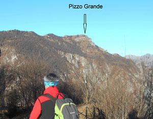 Via Normale Pizzo Grande