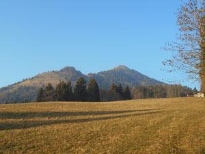 Via Normale Monte Colombina / Monte Valtero