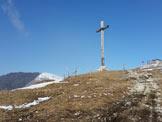 Via Normale Monte Cesen -