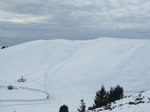 Via Normale Monte Sparavera