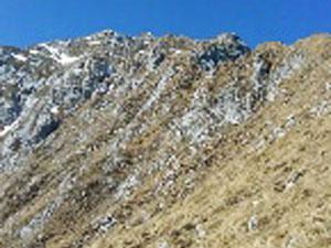 Via Normale Monte Secco Seriano