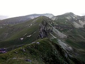 Via Normale Col Cesta