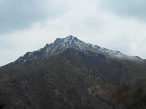 Via Normale Monte Barone (cresta SE)