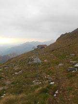 Via Normale Monte Barone (cresta SE) - Rifugio Monte Barone