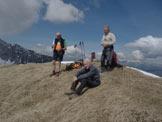 Via Normale Monte Vetro e Monte Vindiolo - Cima Monte Vetro