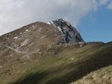 Via Normale Monte Vetro e Monte Vindiolo - Cresta del Monte Vetro