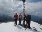 Via Normale Monte Vetro e Monte Vindiolo - Croce del Monte Vindiolo