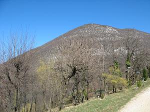 Via Normale Monte Bonaga