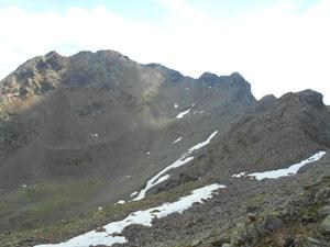 Via Normale Monte Masuccio (cresta SW)