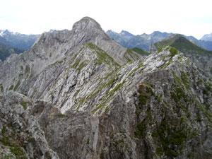 Via Normale Monte Pegherolo